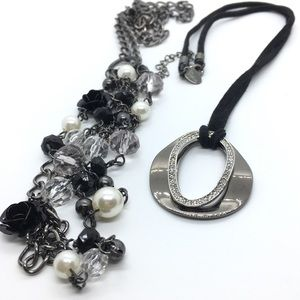 LIA SOPHIA and Claire Necklace Pair